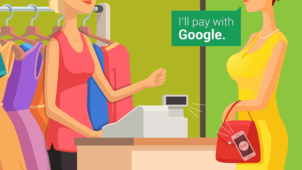 """Google's New """"Hands Free"""" App Is A Shopping Game Changer!"""