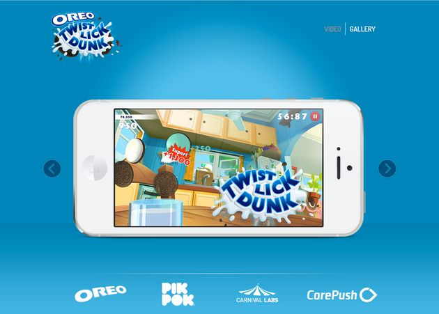 """Twist, Dunk, Lick"" A Video Game App Making History"